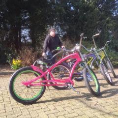 Als u een fiets of een groter aantal fietsen wilt huren, bent u bij ons aan het juiste adres.