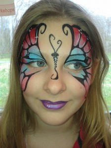 Atelier BodyArt! Facepaint workshops