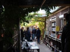 Atelier Winterdijk30b is een creatieve plek waar mensen elkaar inspireren en samen naar buiten kunnen treden.