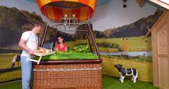 BallonAIRpoort vakantiewoningen