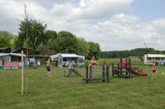 De camping is rustig gelegen aan de rand van de bebouwde kom in het buiten-gebied van Schijndel, in kerkdorp Wijbosch.