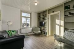 Kippenburgh 3 heeft een totale oppervlakte van 94 m2 met 3 tweepersoons slaapkamers, en een living.
