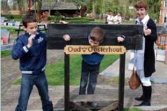 Brabants Museum Oud Oosterhout is heel aantrekkelijk voor kinderen.