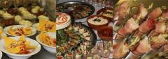Hoog & Droog beschikt over een professionele keuken. In deze keuken kan onze chefkok heerlijke buffetten voor u bereiden.