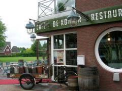 Het restaurant van de Koffer prikkelt niet alleen de smaakpapillen...,de sfeer is gezellig, warm en ontspannen.