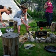 Cooking Adventure Workshop avontuurlijk koken