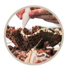 Creatief en Lekker Chocolade workshop Bonbon de Luxe