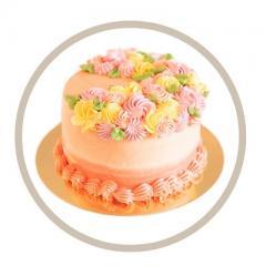 Voor degene die echt een taart willen maken is dit een hele mooie masterclass. Er is zoveel te doen, dat je de tijd helemaal uit het oog zult verlieze