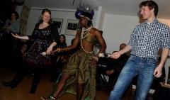 Cynthia van Soest Afrikaanse dansworkshop