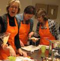 De Dames IJssalon en Chocolaterie Oirschot Chocolade workshops