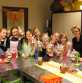 De Dames IJssalon en Chocolaterie Oirschot Chocolade workshops