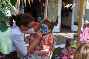 De Schmink Ster Kinderfeesten