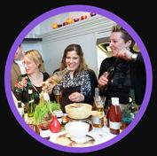 De Ster kaas & culinair organiseert doorlopend kookworkshops.