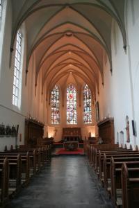 In het oudste klooster van Nederland,het kruisherenklooster van Sint Agatha,is sinds 2006 het Erfgoedcentrum voor Nederlands Kloosterleven gevestigd