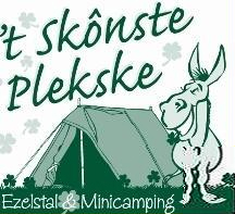 Ezelstal en Minicamping 't Skonste Plekske