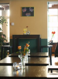 Herberg - Brouwerij De Gouden Leeuw Vergaderzaal