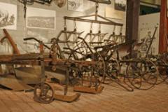 Het Jan Visser Museum geeft een goed beeld van het boerenleven van 1850 tot 1950.