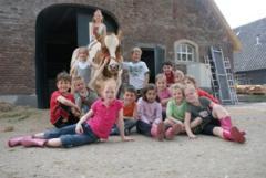 Kampeerboerderij De Tienmorgen Kinderfeestjes