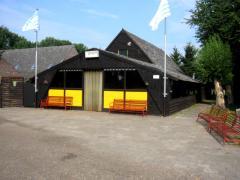 Kampeerboerderij 't Uilenest is gelegen op Zesgehuchten in het Brabantse dorp Geldrop.