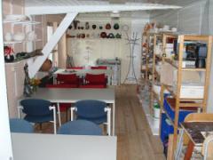 Keramisch atelier De Hei