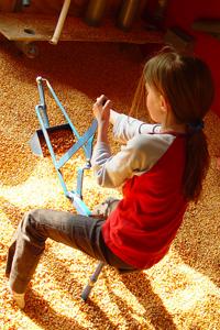 Kijk en speelboerderij het Rundal Speelruimte