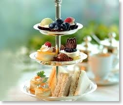 High tea arrangementen