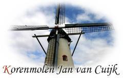 Korenmolen en streekwinkel Jan van Cuijk
