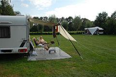 Landgoedcamping De Barendonk, natuurkampeerterrein en paardenpleisterplaats.