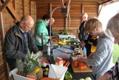 Landgoed de Biestheuvel Cooking adventure