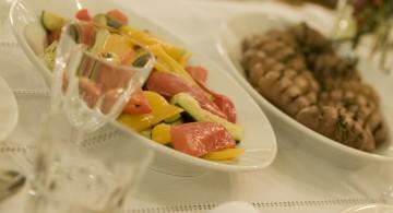 Bereid uw eigen diner onder begeleiding van een professionele kok