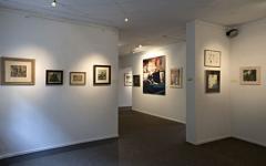 Museum de Wieger bezit een ruime keuze aan werken, met name de portretten en de Maaslandschappen.