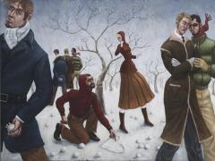 Beeldende kunst geïnspireerd door de populaire beeldcultuur en de alledaagse leefomgeving.