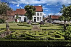 Een museum met voorwerpen, die getuigen van de rijke geschiedenis van Heusden.