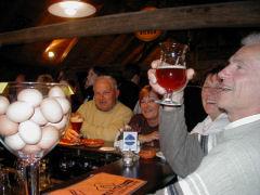 In onze moderne, kleinschalige, brouwerij worden eigen bieren geproduceerd. U kunt deze in ons gezellige en rustieke proeflokaal zelf proeven.