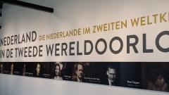 Oorlog hoort in het museum!