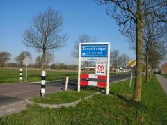 Een wandeling door Zevenbergen is de moeite waard !