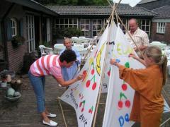 Partycentrum Den Heuvel Oud Brabantse spelen