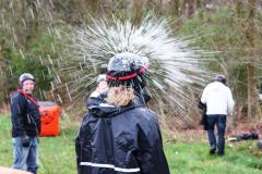 Hoe gaaf is dat? Midden in de zomer een echt sneeuwballengevecht met collega's of vrienden en dit met echte sneeuw!