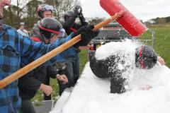 Peeters Outdoor-Fitness-Team Sneeuwballengevecht