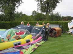 Pergama Landjuweel Ballonvaart arrangement
