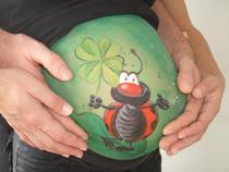 In blijde verwachting...?  Geef nog meer kleur aan je zwangerschap!