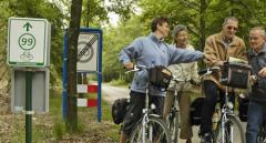 Routes in Brabant Fietsroutes