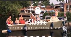 Een groepsactiviteit voor een (vrijgezellen)feest in Tilburg? Huur nu de Sloebie Sloep in Piushaven Tilburg.