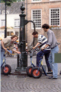 Smetsers Verhuur is een fietsverhuurbedrijf gespecialiseerd in het leveren van fietsen e.d. voor groepen op (bijna) iedere locatie in Nederland.