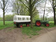 Zoekt je een gezellig vervoersmiddel voor de hele familie?