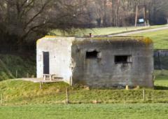 In kazemat noord wordt een beeld gegeven van wat er tijdens de voorafgaande mobilisatie en bezetting tijdens de Tweede Wereldoorlog in Grave gebeurde.