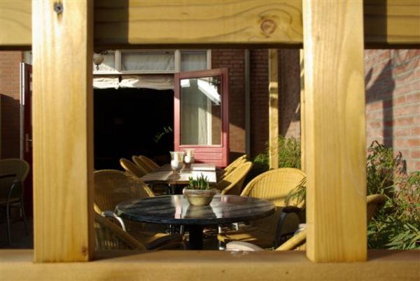 Streekrestaurant De Hofkaemer Restaurant met streekproducten