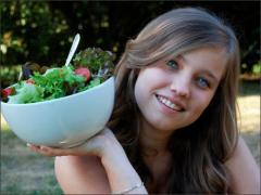 U maakt gezamenlijk een vegetarisch viergangen diner met vergeten groenten.