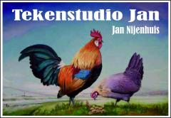 Tekenstudio Jan