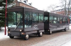 De tram huren voor speciale gelegenheden, zoals jubilea, bruiloften of andere gelegenheden.